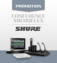 Shure Conference MICROFLEX